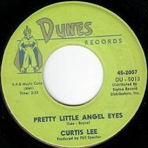 Pretty Little Angel Eyes
